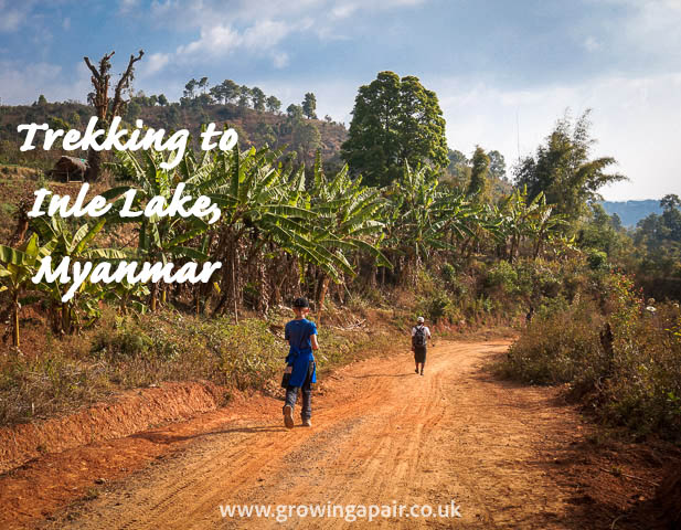 trek to inle lake