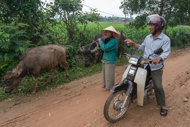 Phong Nha locals