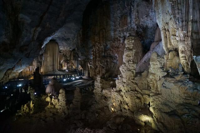 Paradise Cave Phong Nha National Park Vietnam