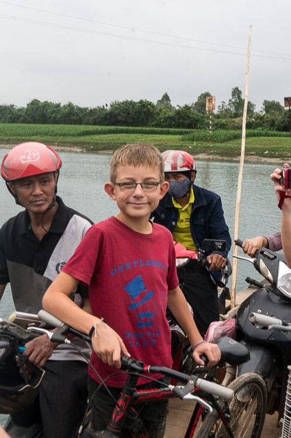 Vietnam is awesome for travel in Asia with kids