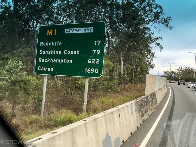 Road trip to Cairns