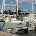 Fixing Stuff and Running Aground – Our First Two Months as Boat Owners