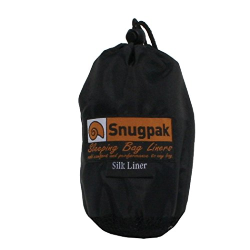 Silk sleeping bag liner is a must have accessory for backpacking