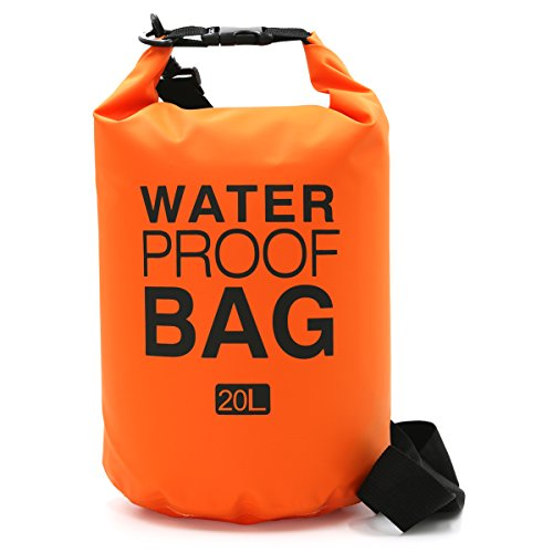 Essential dry bag for travel and sailing