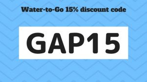 Water-to-Go discount code