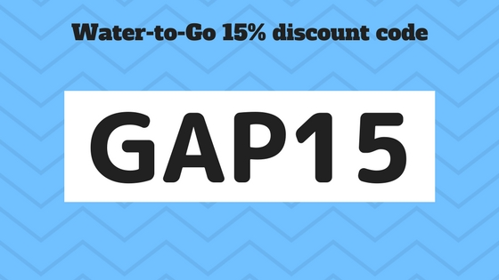 Water to Go discount code