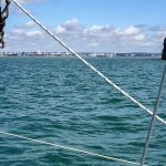 Sailing Home – Ipswich to Portsmouth in 29 hours
