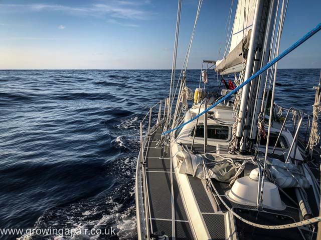 Fat Susan sailing yacht