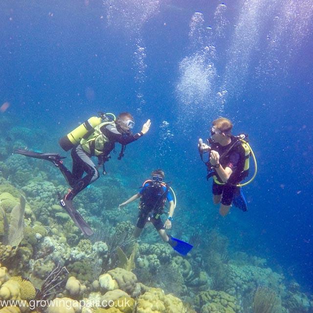 Scuba in Bonaire