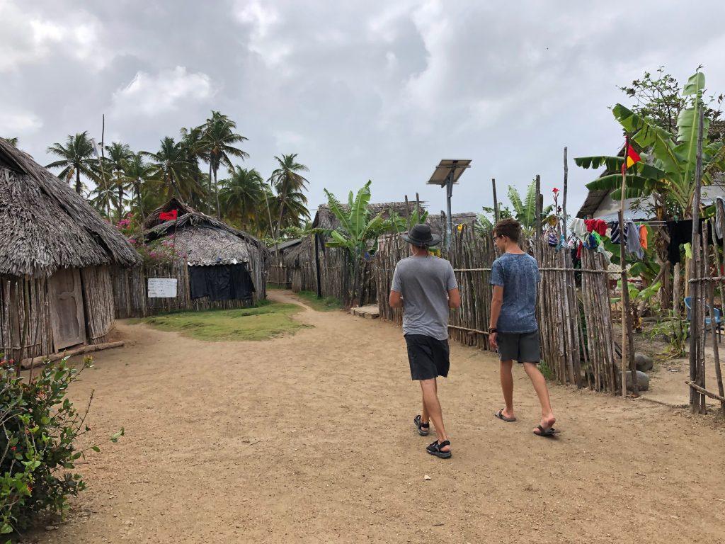 Guna Yala Village