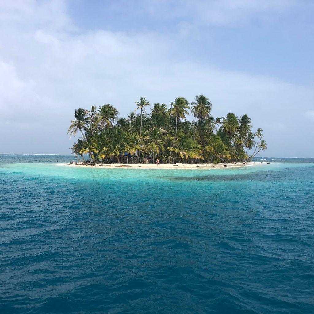 Waisaladup island Guna Yala