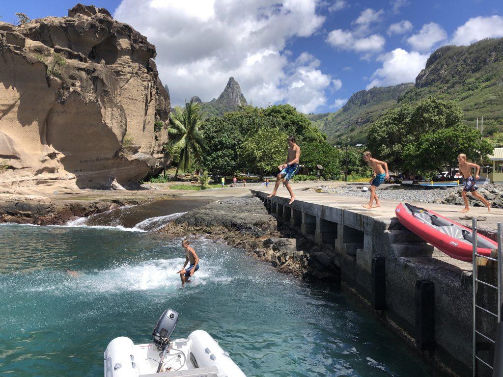 Ua Pou, Marquesas